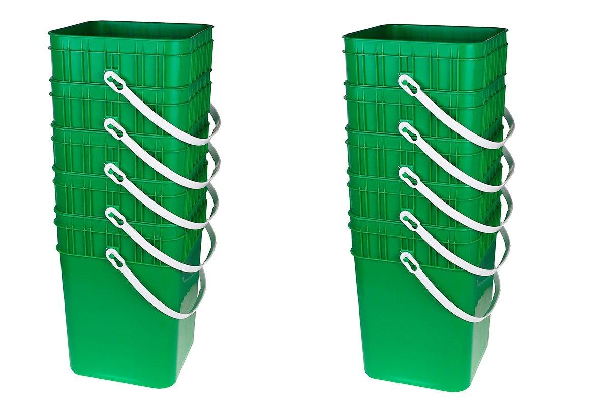 Inne rodzaje Wiadra plastikowe - Rolmarket.pl GL06